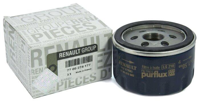 Масляный фильтр Renault 7700274177