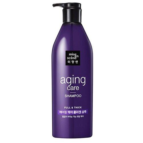Mise en Scene шампунь Aging Care 680 мл с дозатором