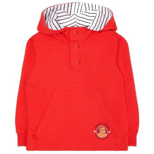 Худи crockid размер 92, насыщенно-красный платье crockid размер 134 насыщенно красный