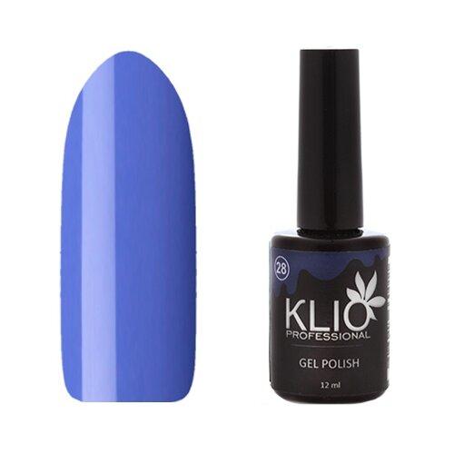 Гель-лак для ногтей KLIO Professional Фруктовое мороженное, 12 мл, оттенок №028 недорого
