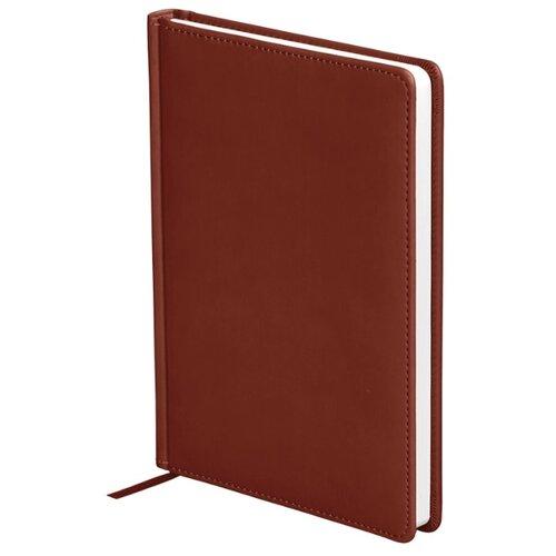 Купить Ежедневник OfficeSpace Winner недатированный, искусственная кожа, А5, 136 листов, светло-коричневый, Ежедневники, записные книжки