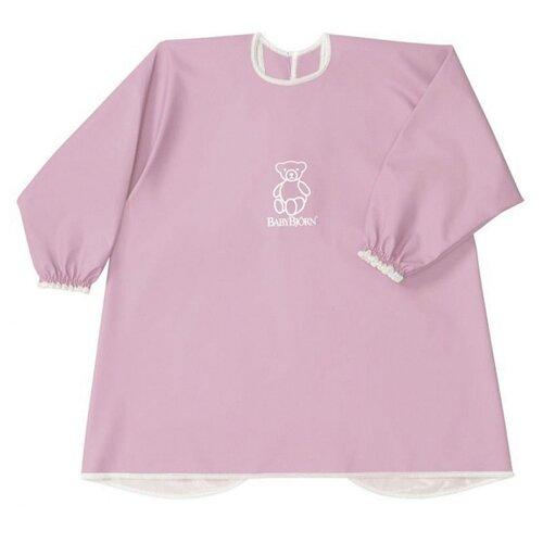 Фото - BabyBjorn Рубашка для игр и кормления, 1 шт., расцветка: нежно-розовый горшок туалетный детский babybjorn smart цвет розовый