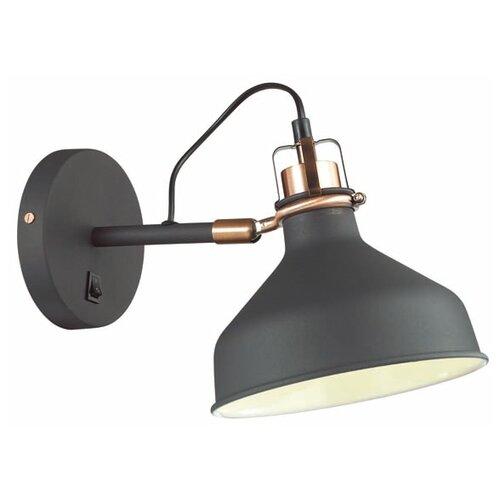 Бра Odeon light Lurdi 3329/1W, с выключателем, 40 Вт бра mela 2690 1w