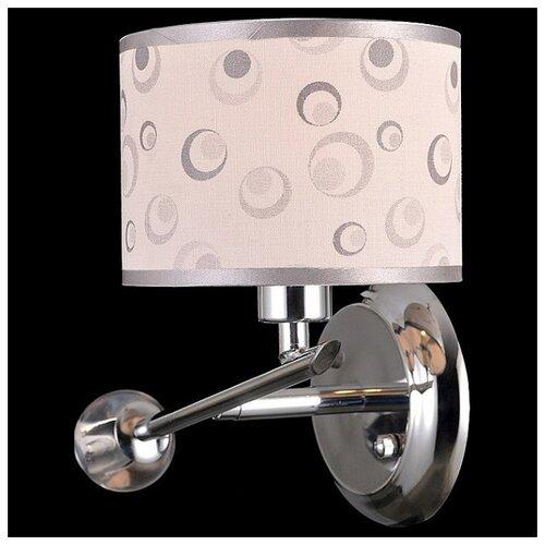 Настенный светильник Natali Kovaltseva Flante 75058/1W Chrome, 40 Вт