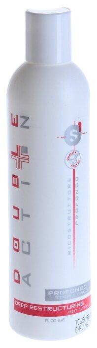 Hair Company Double Action Регенерирующее средство горячей фазы ламинирования волос (фаза 1), 250 мл
