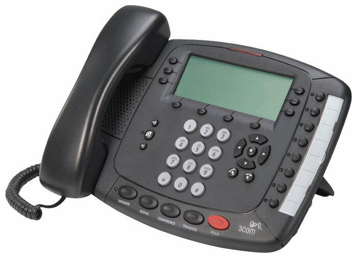 VoIP-телефон 3COM 3103