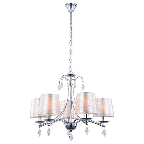 Люстра Omnilux Murgetta OML-62303-05, E14, 200 Вт подвесной светильник omnilux oml 62303 05 e14 40 вт