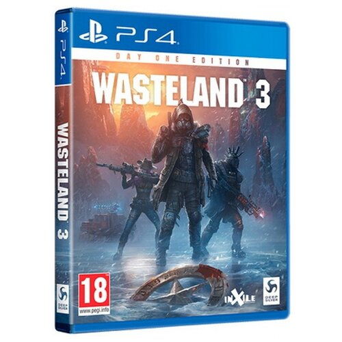 Купить Игра для PlayStation 4 Wasteland 3. Издание первого дня, Deep Silver