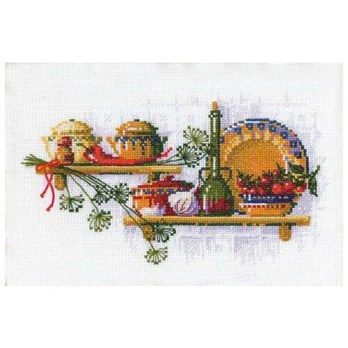 Купить Риолис Набор для вышивания Укроп 30 х 21 см (992), Наборы для вышивания