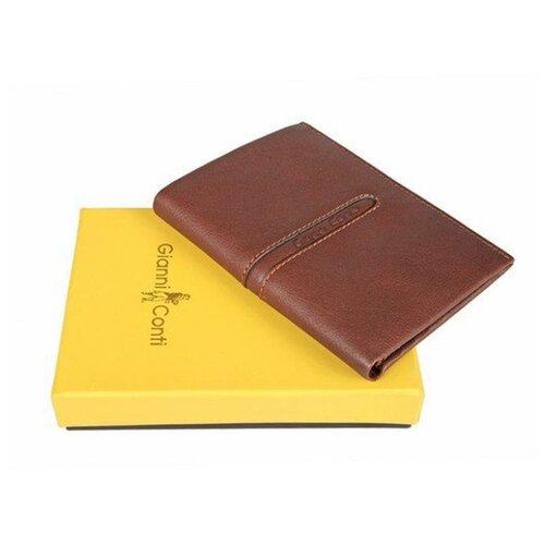 Портмоне Gianni Conti 587479 brown-leather