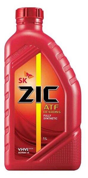 Трансмиссионное масло ZIC ATF Dexron 6 1 л