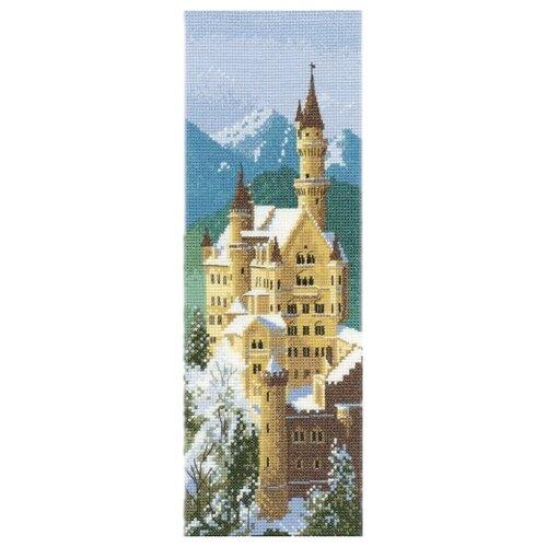 Купить Heritage Набор для вышивания Замок Нойшванштайн 11 x 31 см (JCNC620E), Наборы для вышивания