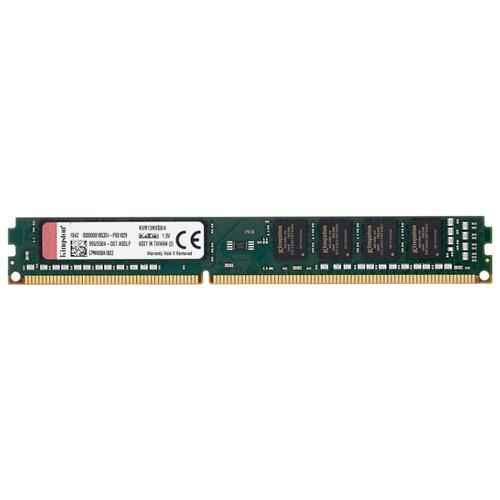 Оперативная память Kingston ValueRAM DDR3 1333 (PC 10600) DIMM 240 pin, 4 ГБ 1 шт. 1.5 В, CL 9, KVR13N9S8/4