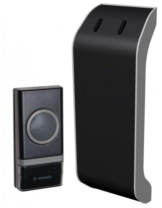 Звонок с кнопкой КОСМОС KOC AG510B электронный беспроводной (количество мелодий: 32)