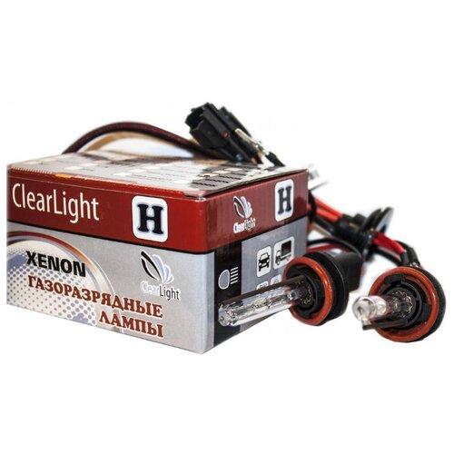 Лампа автомобильная ксеноновая ClearLight H11 LDL 0H1 160-0LL clearlight h11 3000 lm 2шт