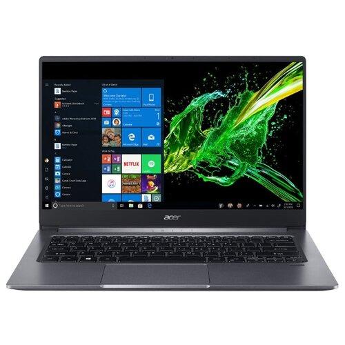Ноутбук Acer Swift 3 SF314-57G-78D5 (NX.HUKER.002), серый ультрабук acer swift 3 sf314 57 340b nx hjfer 009 серый