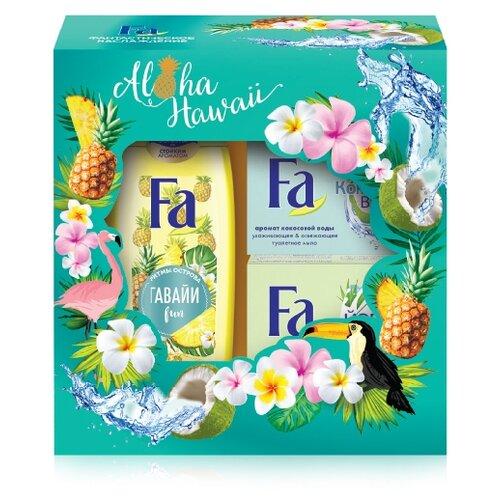 Набор Fa Ритмы острова Гавайи + 2 мыла