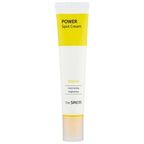 The Saem Power Spot Vitamin Cream Крем точечный витаминный для лица, 40 мл