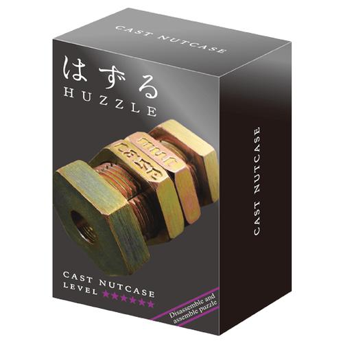 Головоломка Cast Puzzle NutCase, уровень сложности 6 (HZ 6-04) желтый головоломка cast puzzle mobius 55208 желтый