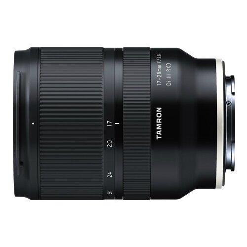 Объектив Tamron 17-28mm f/2.8 Di III RXD (A046) Sony FE черный