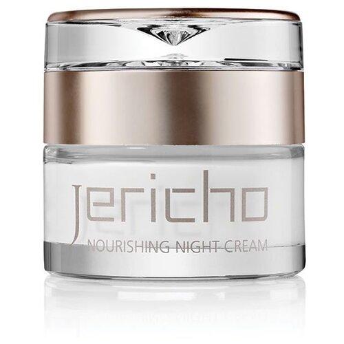 Jericho Nourishing night cream Питательный ночной крем для лица, 50 мл