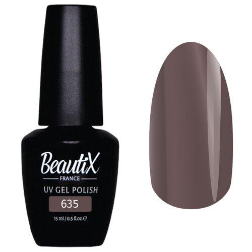 Гель-лак для ногтей Beautix First Impression, 15 мл, оттенок 635 beautix гель лак 190 оттенков 15 мл оттенок 303
