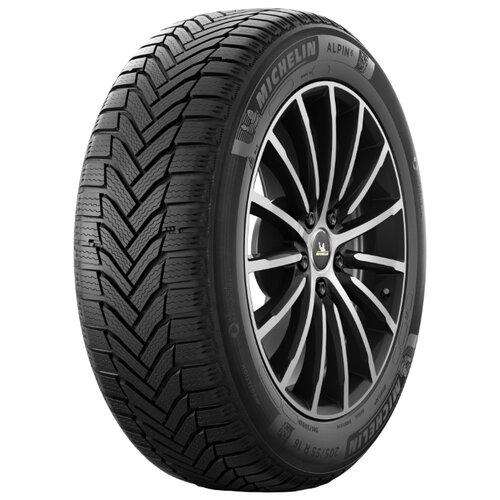 Автомобильная шина MICHELIN Alpin 6 205/60 R16 96H зимняя шина landsail winter lander 205 60 r16 96h