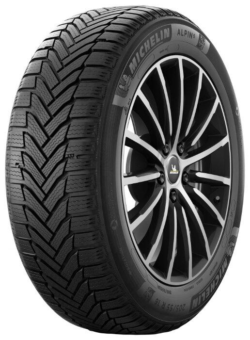 Автомобильная шина MICHELIN Alpin 6 205/50 R16 87H зимняя — цены на Яндекс.Маркете