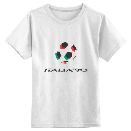 Футболка Printio размер 5XS, белый, Футболки и майки  - купить со скидкой