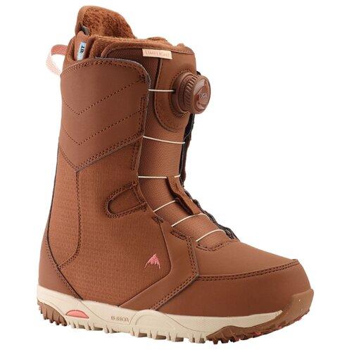 Ботинки для сноуборда BURTON Limelight 8 (BURTON) brown sugar 2019-2020