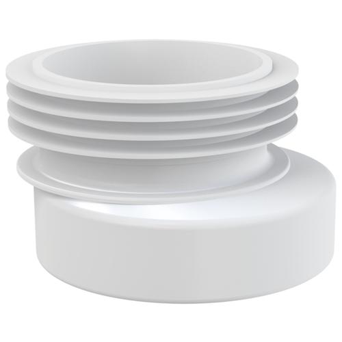Манжета эксцентриковая для унитаза AlcaPLAST A990 белый недорого