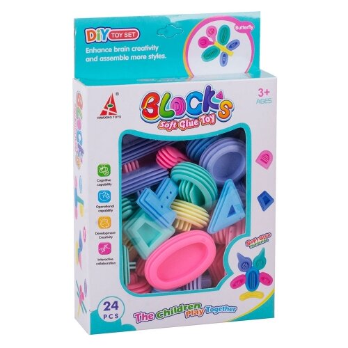 Конструктор Hwaxiing Toys Blocks Soft Glue Toy 839-36