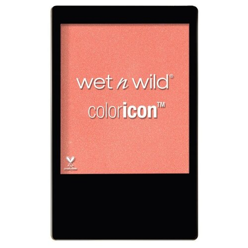 Wet n Wild Румяна Color Icon pearlescent pink