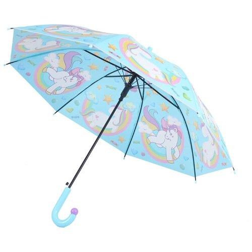 Фото - Зонт BRADEX голубой зонт bradex нежность su 0045