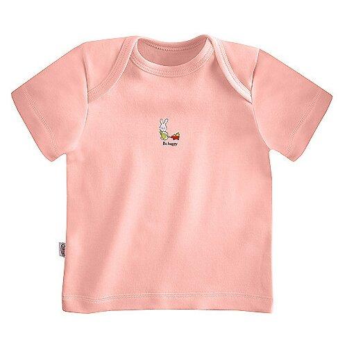 Купить Футболка Наша мама размер 68, розовый, Футболки и рубашки
