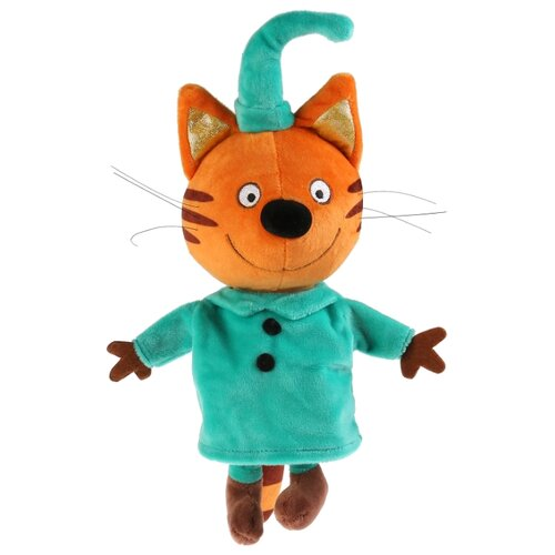 Купить Мягкая игрушка Мульти-Пульти Три кота Компот 20 см в коробке, Мягкие игрушки