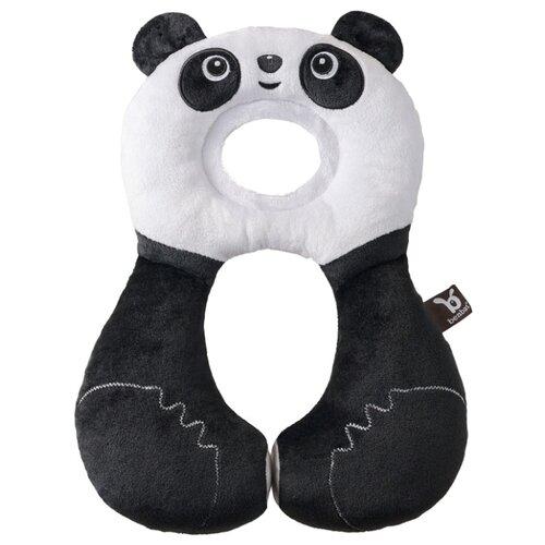 Купить Дорожная подушка Benbat Travel Friends для детей от 1 до 4 лет панда, Аксессуары для колясок и автокресел