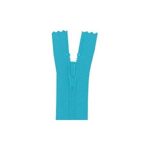 YKK Молния 0561179/35, 35 см, голубой лед/голубой лед