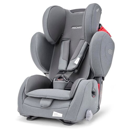 Автокресло группа 1/2/3 (9-36 кг) Recaro Young Sport Hero, Prime Silent Grey автокресло группа 1 2 3 9 36 кг recaro young sport hero carbon black