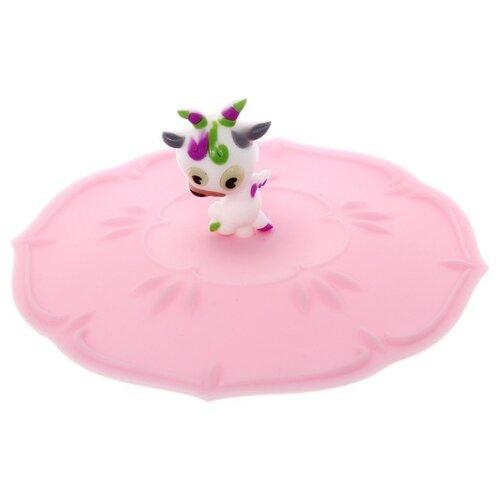 Крышка Zheng DA HARDWARE Козлик (10 см) розовый
