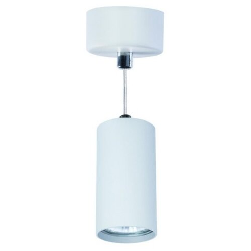 Фото - Светильник подвесной Arte Lamp CANOPUS A1516SP-1WH 1x35Вт GU10 светильник подвесной canopus a1516sp 1gy
