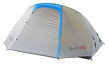 Палатка RedFox Hermit Fox (бл.голубой/голубой)