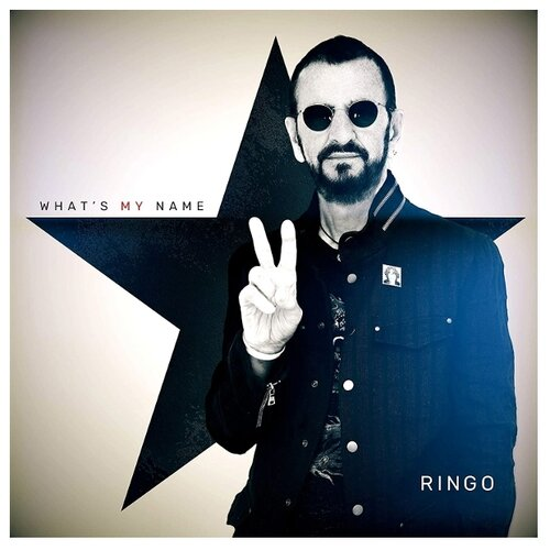Ringo Starr. What's My Name (LP) ringo starr a coruña