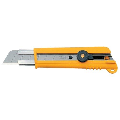 Монтажный нож OLFA OL-NH-1 нож olfa с выдвижным лезвием с резиновыми накладками 25мм ol h 1