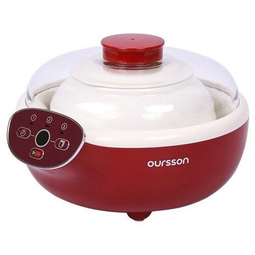 Йогуртница Oursson FE2305D красный
