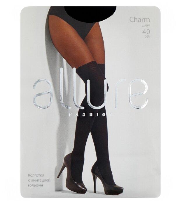 Колготки ALLURE Fashion Charm 40 den