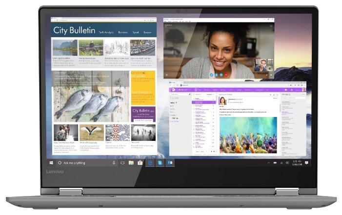 Ноутбук-трансформер HP Pavilion x360 14-cd0007ur