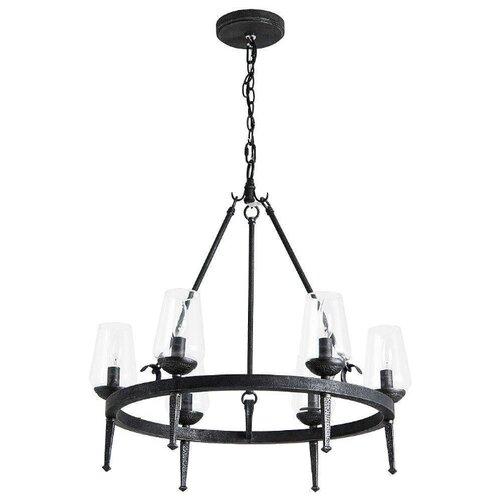 Люстра Arte Lamp A1722SP-6BA, E14, 360 Вт
