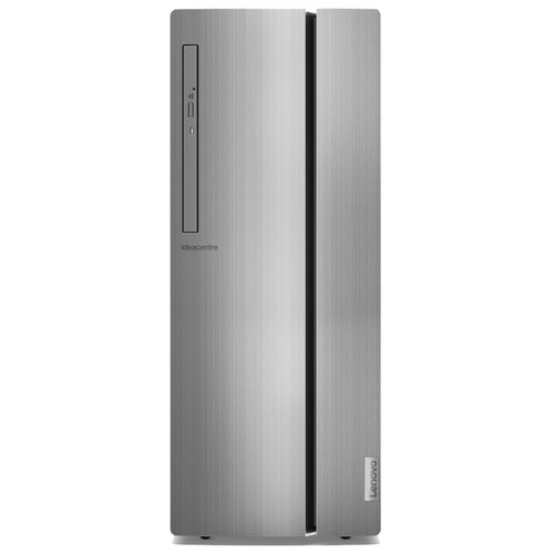 Настольный компьютер Lenovo Ideacentre 510-15ICK (90LU003URS) Intel Core i5-9400F/8 ГБ/1 ТБ HDD/NVIDIA GeForce GTX 1650/DOS серебристый компьютер dell precision 3630 mt intel core i7 8700 3200 mhz 16gb 256gb ssd dvd rw nvidia geforce gtx 1080 10gb dos
