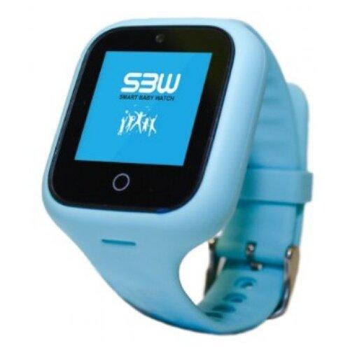 Детские умные часы Smart Baby Watch Ocean, голубой умные часы smart baby watch t58 золотистый